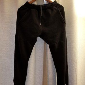 Topman Side Zipper Sweatpants